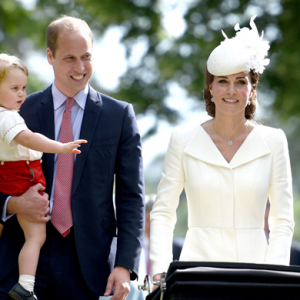 Kensington Palace complains of paparazzi harassing Prince George