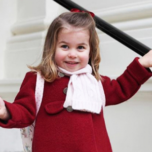 Here's how Princess Charlotte will make royal history later this month