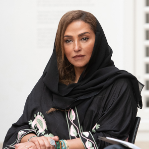 Saudi Arabia's Princess Lamia unveiled the Louvre Paris' expansion of its Department of Islamic Art