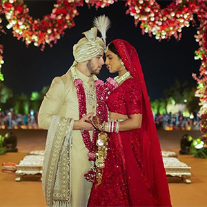 Priyanka Chopra and Nick Jonas have their third wedding reception in America