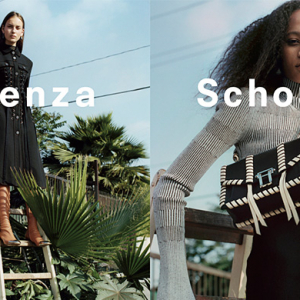 Proenza Schouler has just revealed its new Fall'16 campaign
