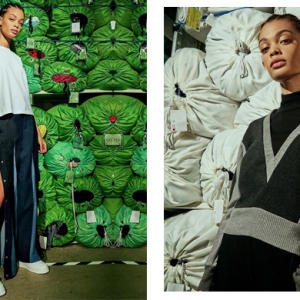 Public School x Eileen Fisher team up on a sustainable collection