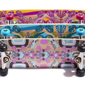 Emilio Pucci brings you skate park envy