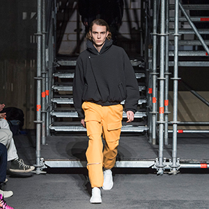 Men's London Fashion Week F/W'19: Qasimi and Chalayan