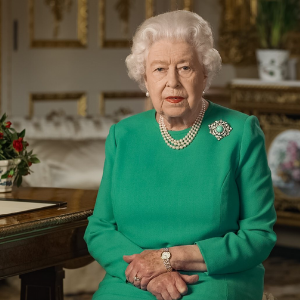 Queen Elizabeth just made her historic pandemic address