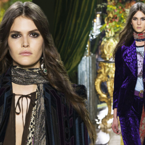 Milan Fashion Week: Roberto Cavalli Fall/Winter '16