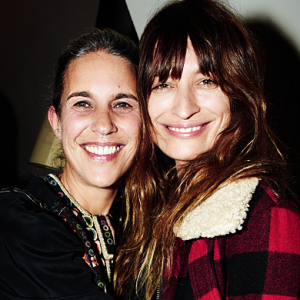 Isabel Marant celebrates new watch launch with Net-a-porter