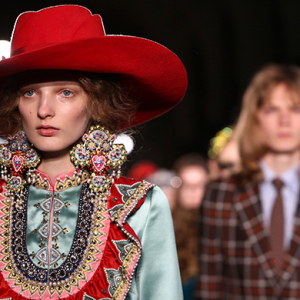 London: Gucci Cruise '17 collection