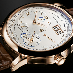 Time check: A. Lange & Söhne's Lange 1 Time Zone special edition