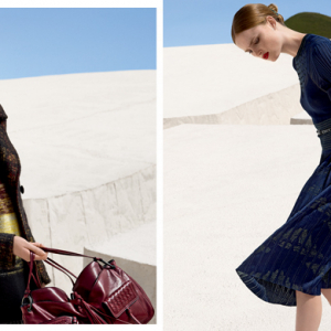 Bottega Veneta's Art of Collaboration presents Viviane Sassen