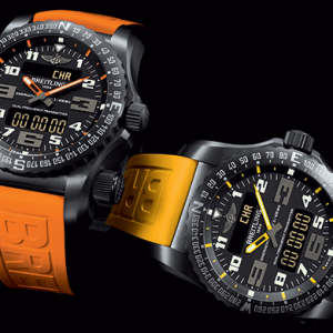 Time check: Breitling Emergency Night Mission