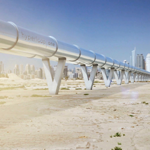 Groundbreaking: Hyperloop travels from Dubai to Abu Dhabi in 12 minutes