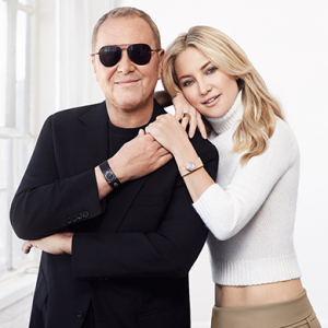 Kate Hudson joins Michael Kors in fight to stop hunger