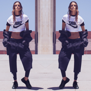 Nike launches the Beautiful x Powerful collection
