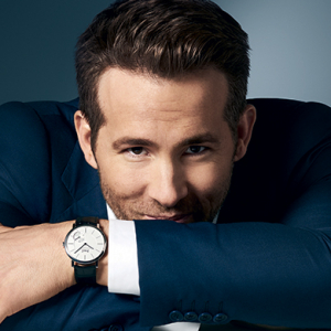 Ryan Reynolds is Piaget's new ambassador