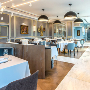 Hour of power: The Artisan launches a bespoke business lunch menu