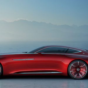 Unveiled: The Vision Mercedes-Maybach 6