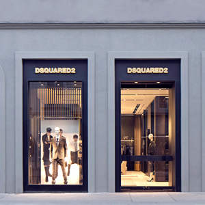 Dsquared2 opens flagship boutique in Vienna