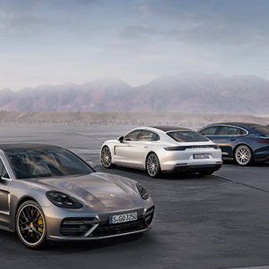 Porsche introduces the brand new Panamera Executive