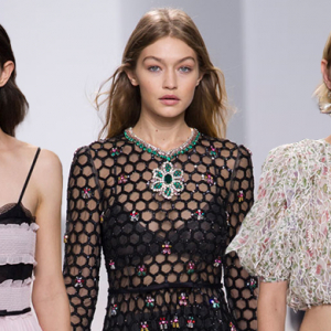 Paris Fashion Week: Giambattista Valli Spring/Summer '17