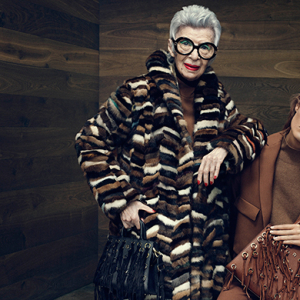 The Aigner Fall/Winter '16 campaign: When Iris meets Toni