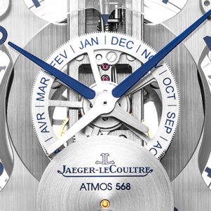 Jaeger-LeCoultre and Marc Newson present the Atmos 568