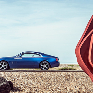 Now open: The world's first Rolls-Royce Boutique