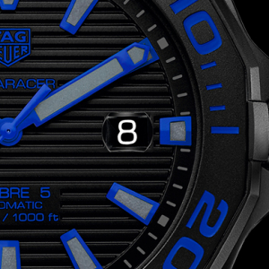 Tag Heuer unveils the new Aquaracer