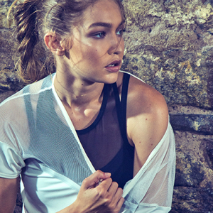 Reebok releases first campaign with Gigi Hadid