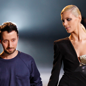 Anthony Vaccarello suspends his eponymous label