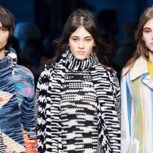 Milan Fashion Week: Missoni Fall/Winter '16