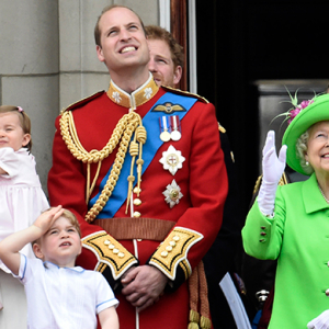 A British royal affair: The Trooping the Colour parade