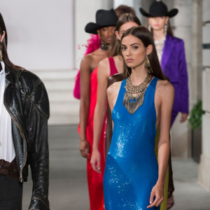 New York Fashion Week: Ralph Lauren September Collection
