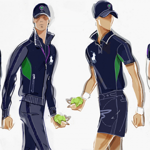 Polo Ralph Lauren unveils new Wimbledon uniforms