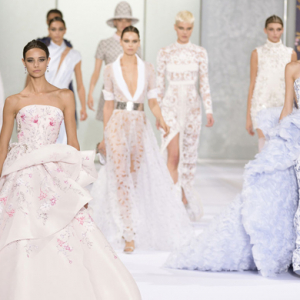 Paris Haute Couture Fashion Week: Ralph & Russo Fall/Winter '16