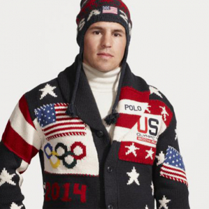Ralph Lauren unveils olympic uniform for Team USA