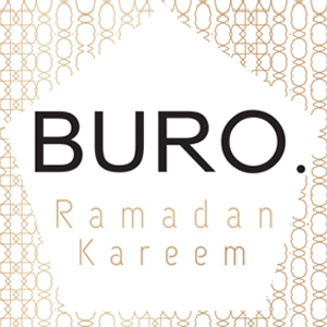 Ramadan Kareem from Buro. Middle East