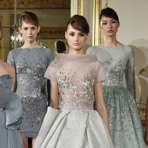 Rami Al Ali presents couture Autumn/Winter 15 in Paris