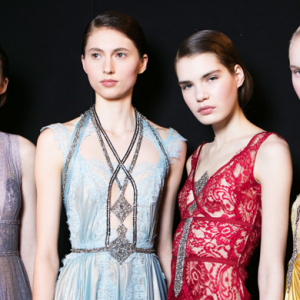 New York Fashion Week: Reem Acra Fall/Winter '16