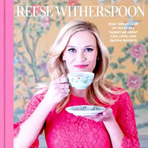 Reese Witherspoon announces the release of her first book