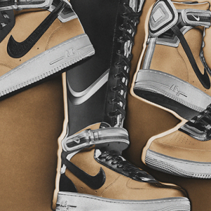 First look: Nike + Ricardo Tisci's Air Force 1 'Triangle Offense' collection