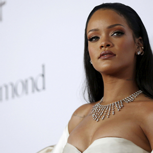 Rihanna teams up with Childish Gambino and Issa Rae for the 2018 Diamond Ball