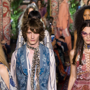 Milan Fashion Week: Roberto Cavalli Spring/Summer '17