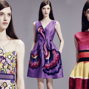 First look: Rochas, Cédric Charlier and Alberta Ferretti