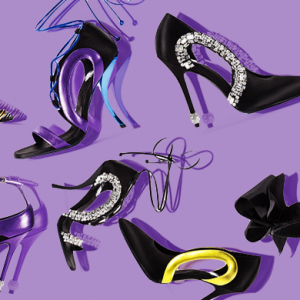 Roger Vivier celebrates the night with new AW15 Rendez-Vous collection