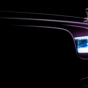 Sneak peek: Rolls-Royce teases first image of new Phantom