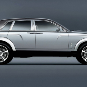 Rolls-Royce confirms and reveals details for its first ever SUV