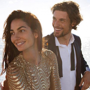 Behind the scenes: Michael Kors x Lily Aldridge campaign shoot