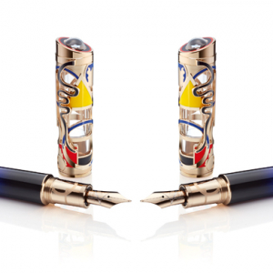 Montblanc unveils exclusive Artisan Edition Wassily Kandinsky pieces