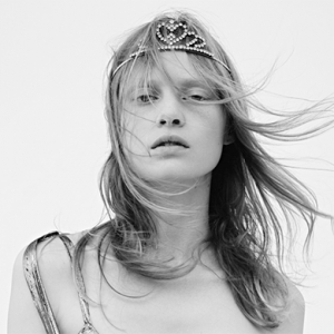 Saint Laurent's Tiara